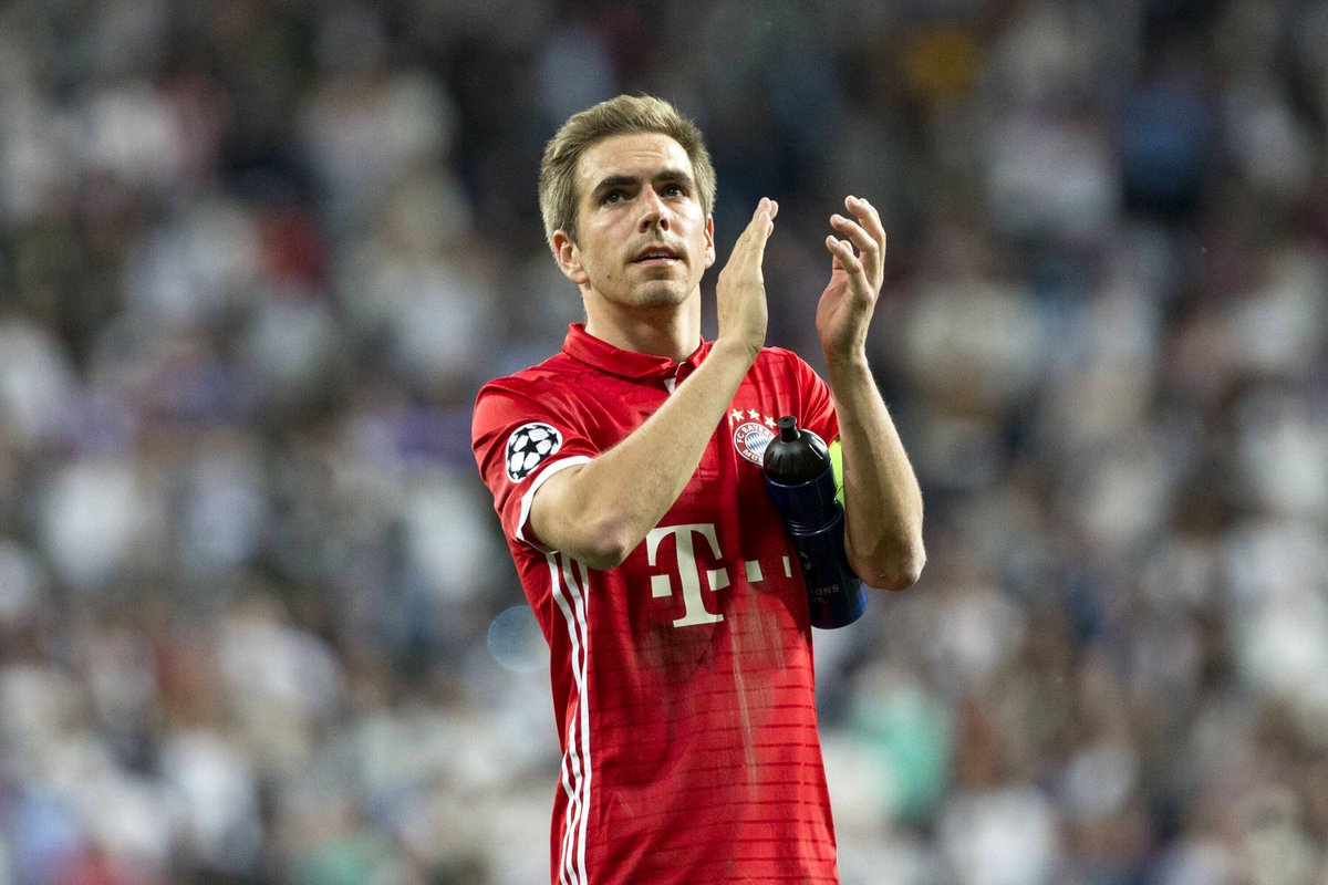 """Philipp Lahm on Twitter """"Even with a strong performance we"""