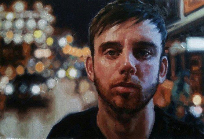liam dickinson portrait