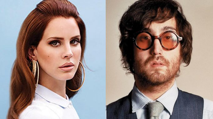 Image result for lana del rey    sean ono lennon