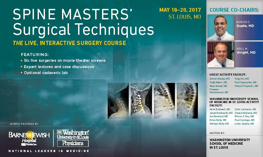 Wash U Orthopedics on Twitter: