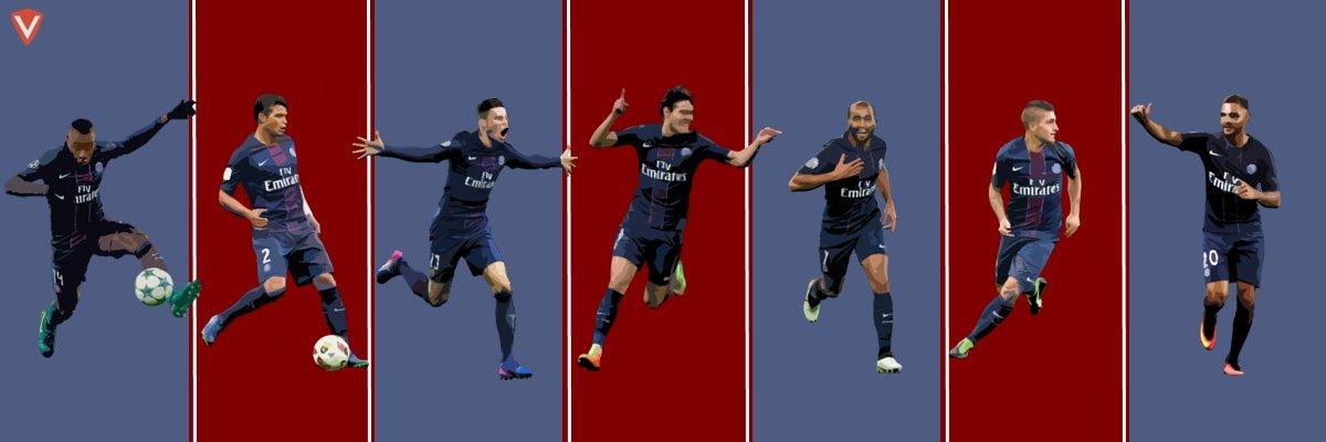 Paris Saint-Germain | 2016/17 | Header #PSG #AllezParis<br>http://pic.twitter.com/zQxqMwpGq2