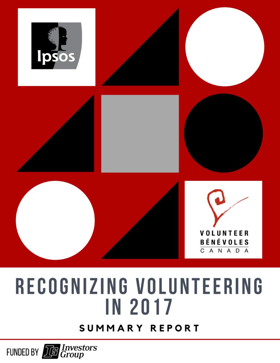 How do we recognize volunteering in 2017? @VolunteerCanada launches a...