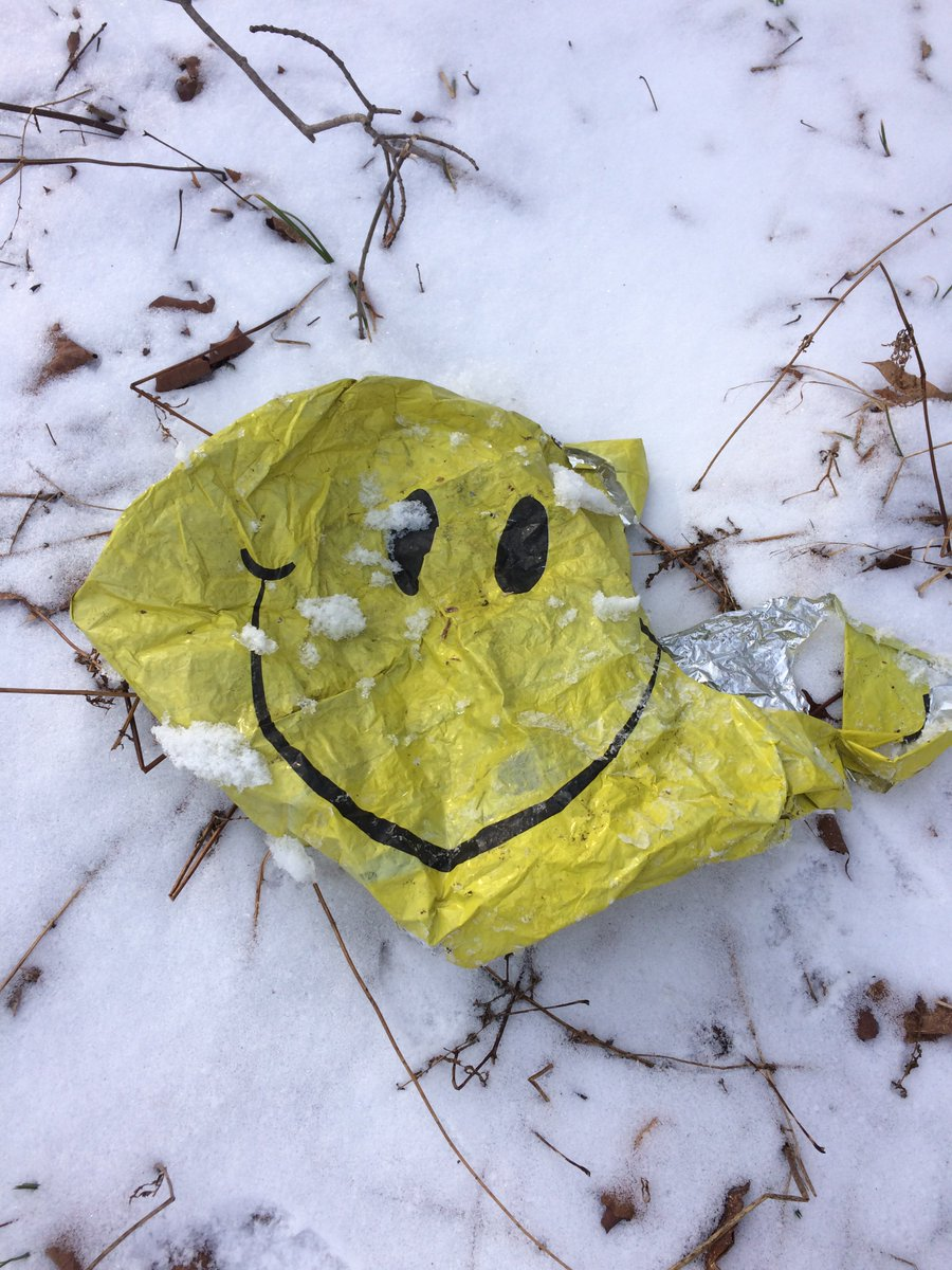 When it comes to #wildlife, #balloons blow!  Dead balloons all over the forests of PA.  Find out why @BalloonsBlow   https:// balloonsblow.org / &nbsp;  <br>http://pic.twitter.com/y0b9ftYngK