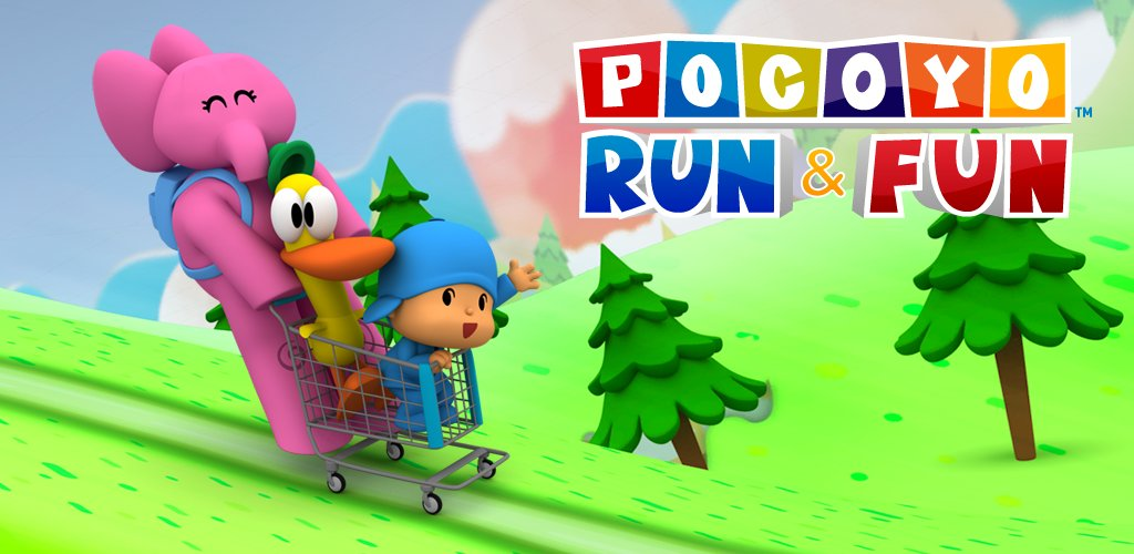 Pocoyo On Twitter The Most Fun And Exciting Pocoyo Game Is Here