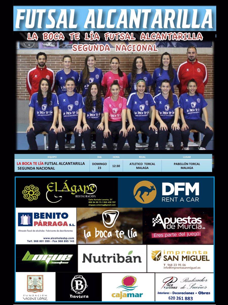 Previa 25ª Jornada de Segunda División de fútbol sala femenino