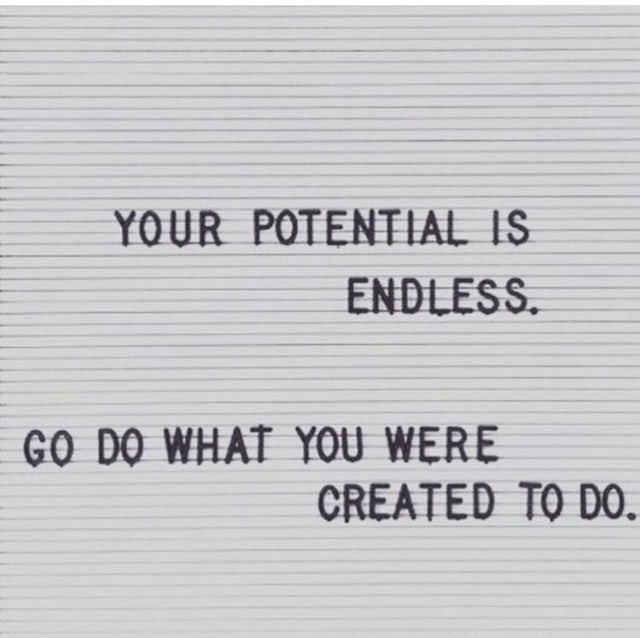 #GoodMorningAll, here is our #quoteoftheday-remember that your potential is endless &amp; you can do whatever you set your mind to. #teampersona <br>http://pic.twitter.com/Ub0fU5d8tM