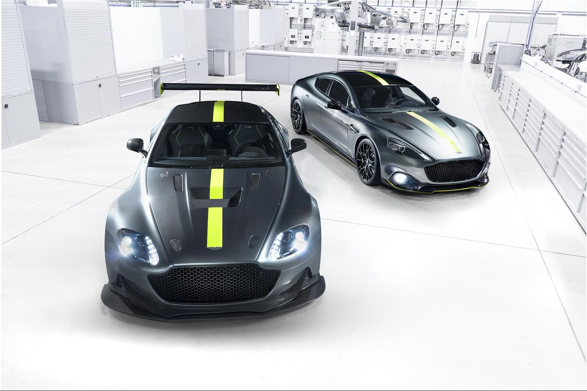 #AutoShanghai marks the Chinese debut of AMR - our new high-performance brand.