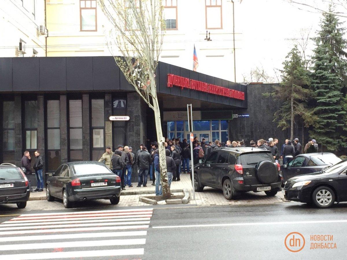 """На Донбассе продолжают закрываться """"отжатые"""" шахты, оккупанты отправляют горняков в неоплачиваемые отпуска, - ГУР - Цензор.НЕТ 2450"""