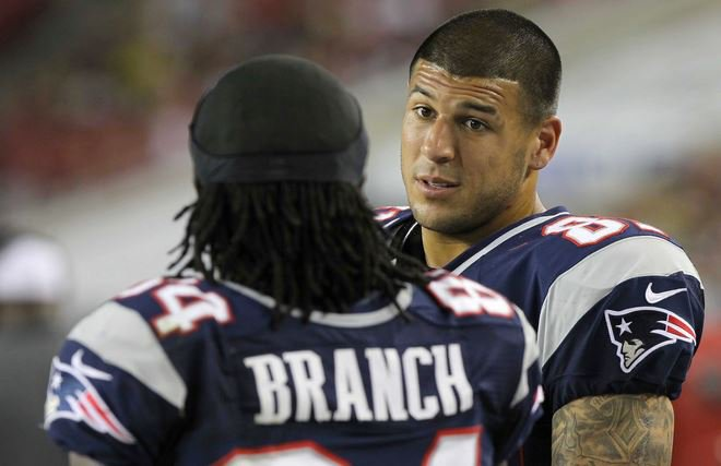 BREAKING -  Former New England Patriots player Aaron Hernandez found dead in his jail cell in Massachusetts #NFL