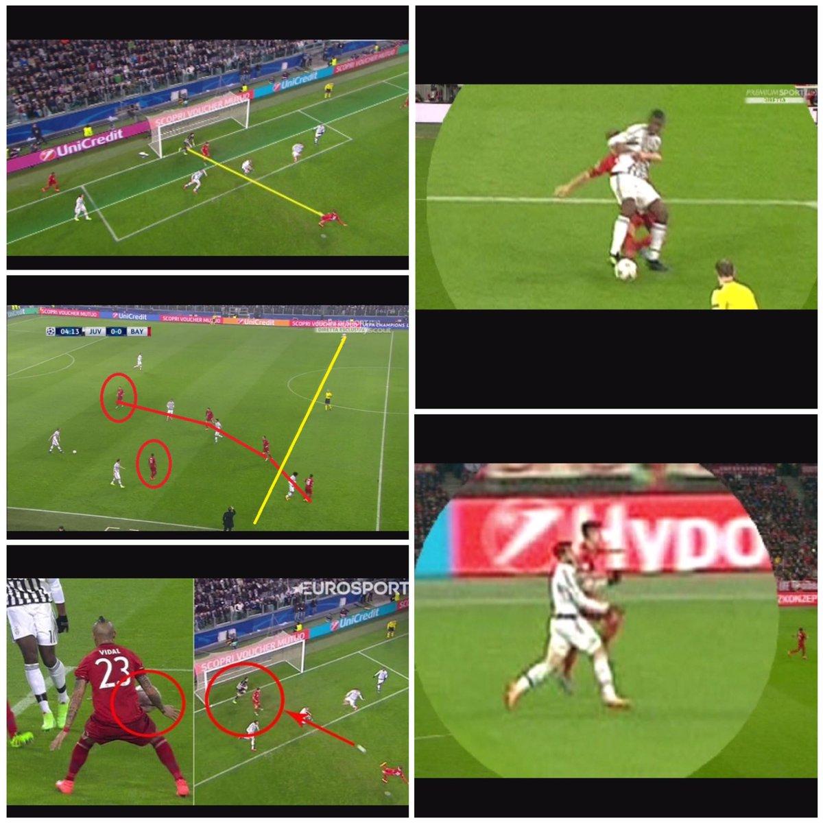#ChampionsLeague lo scorso anno la moviola non serviva?!?!? Karma!!! #Realbayern #bayernjuve pic.twitter.com/6GwIrkCf8s