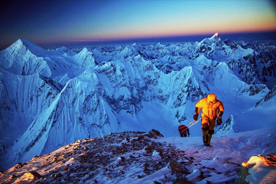 помощью прикормки закат на эвересте фото кто стрелять умеют
