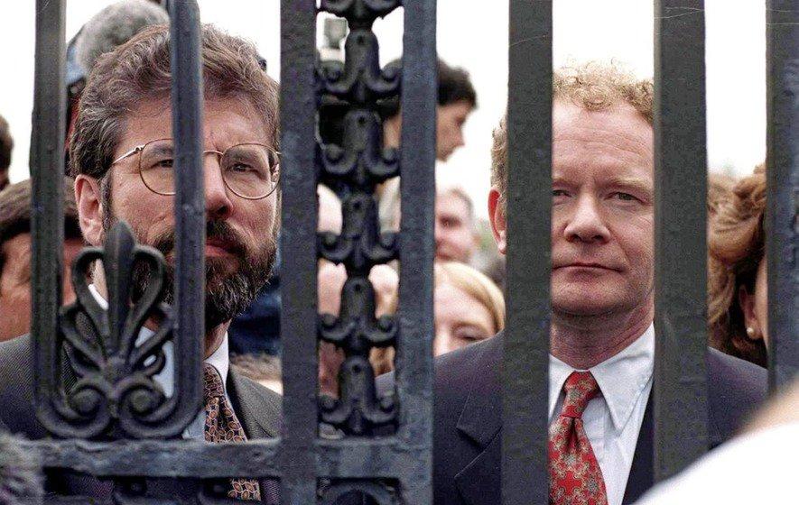 .@GerryAdamsSF: Martin was a constant in my life... I miss him despera...