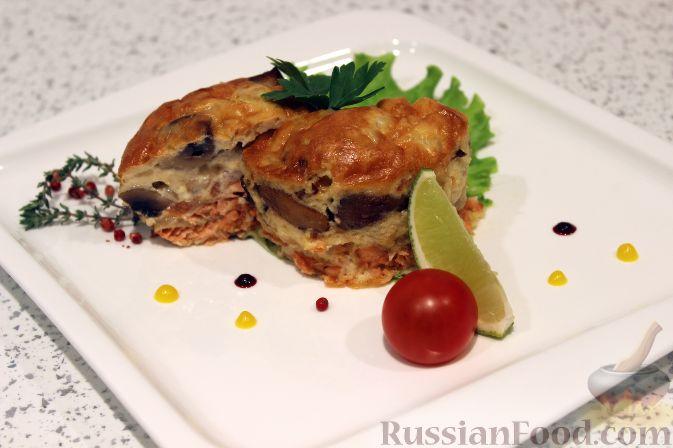 Блюда с грибами рецепты с фото простые и вкусные