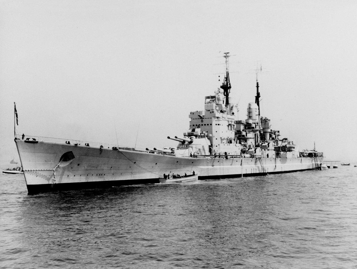 ヴィットリオ・ヴェネト級戦艦 h...