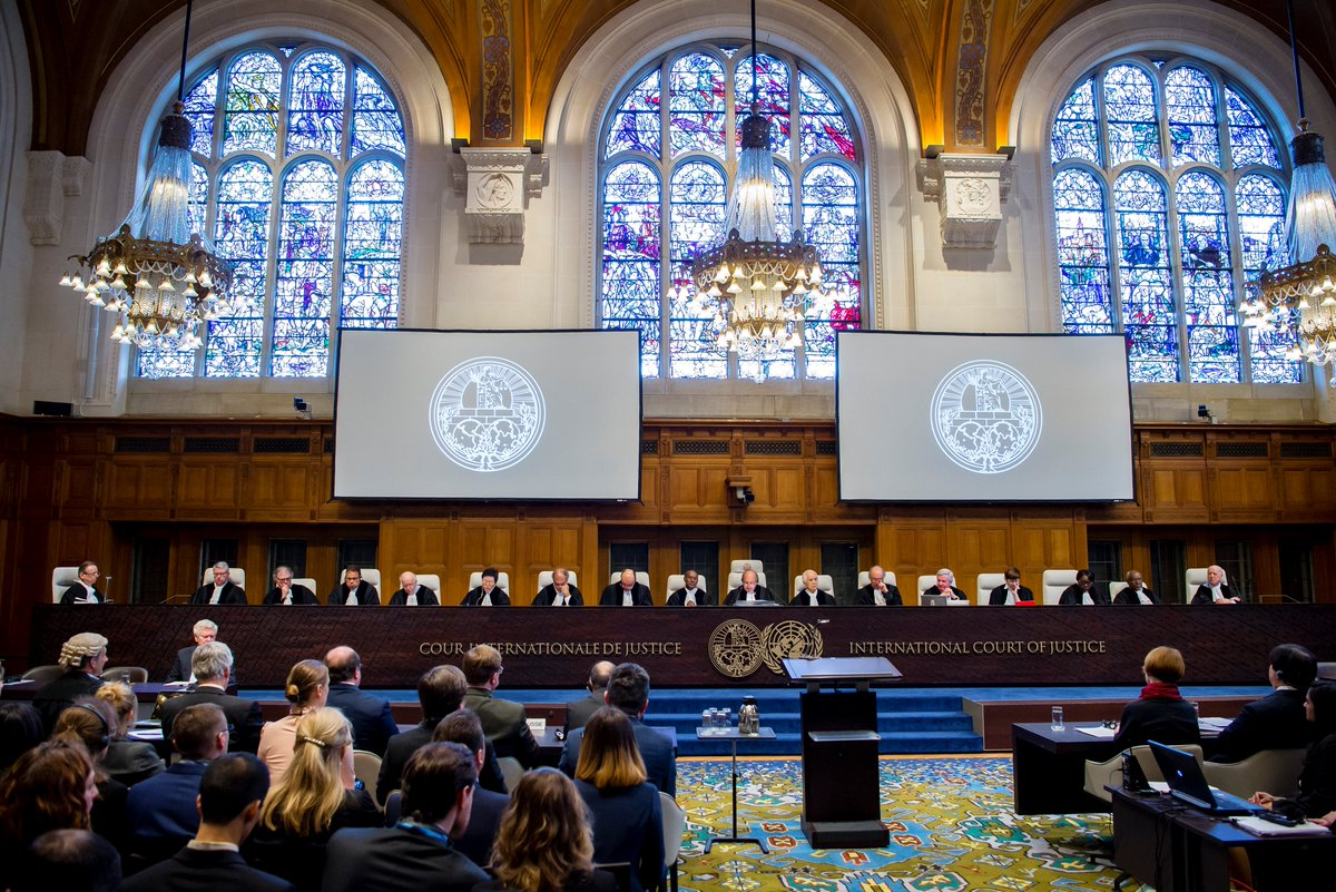 an analysis of the international court of justice in the united nations The lecture approaches the international court of justice from the perspective of the specificity of the court's status within the framework of the united nations and, in particular, the organisation's peace maintenance function it thus underlines the close symbiosis between the charter and the statute and examines the way the court.