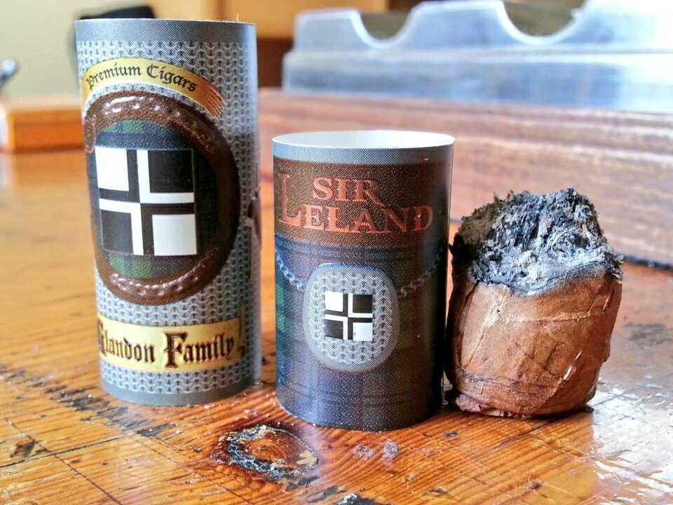 #salamanca Sir Leland &quot;Nubbed, as long as we have cigars like this, Wednesday should&#39;nt be a problem.&quot; #NubClub<br>http://pic.twitter.com/HJCMpytk7z