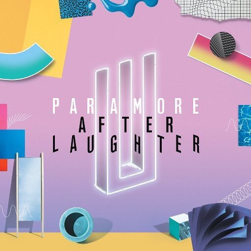 """Paramore's new album, """"After Laughter"""", comes out May 12th.   Artwork and tracklist: https://t.co/lpNx06CSeu"""