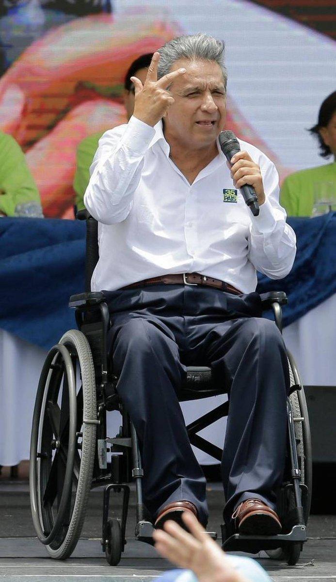 #Ecuador presidential recount confirms Lenin Moreno victory @washingtonpost  http:// bit.ly/2o3Atej  &nbsp;  <br>http://pic.twitter.com/emIRfKa5B1