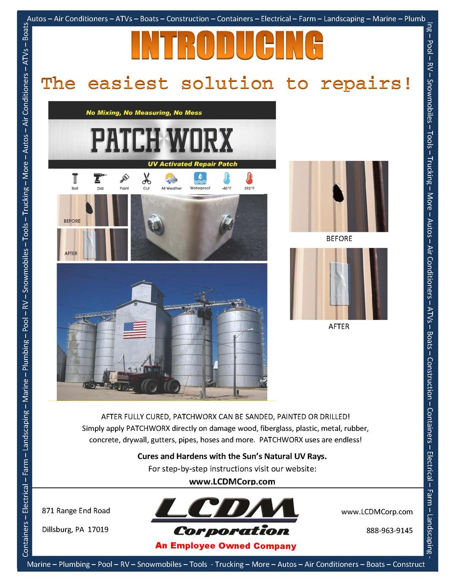 Lcdm On Twitter Instant Repair Patch For The Grain System And