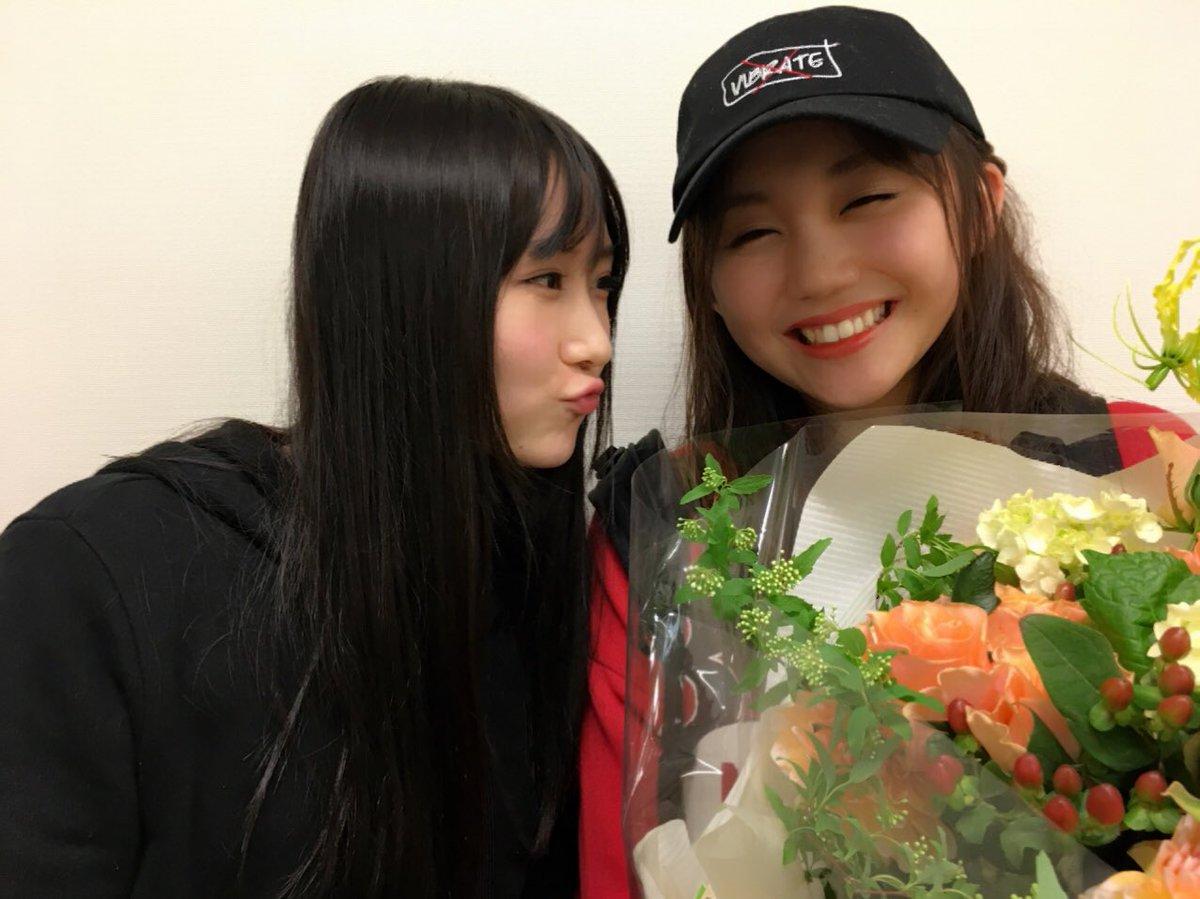 柊ちゃん 卒業公演お疲れ様でした☺️✨  柊ちゃんは ほんっまにいつもキラキラ笑顔で、可愛さだけでな…