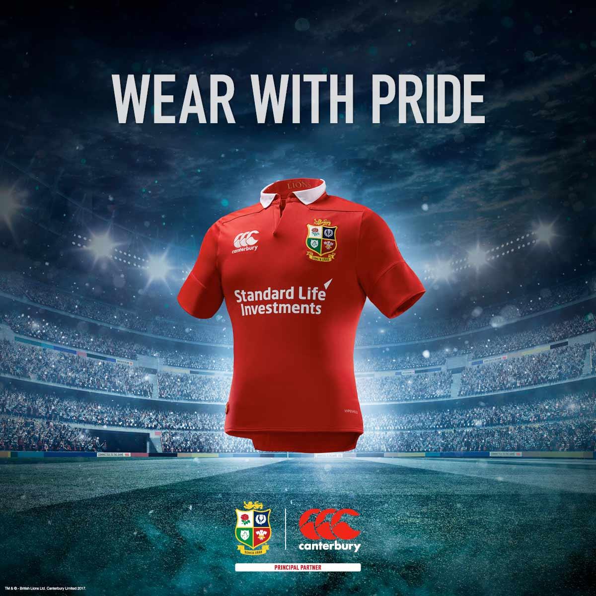 british irish lions jersey 2017