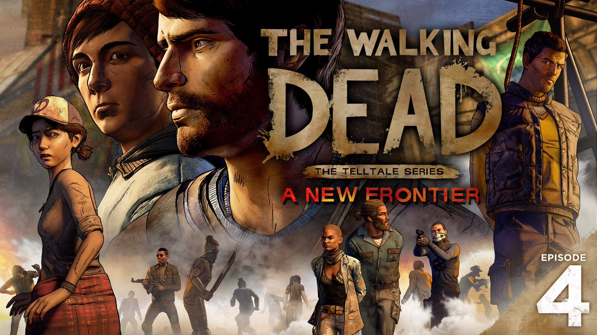 The Walking Dead - A New Frontier Episode 4 Dated