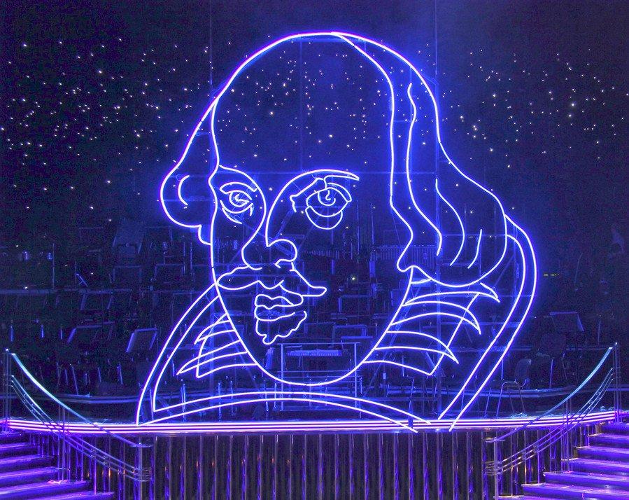 Happy Birthday Shakespeare! https://t.co/7AU6xIGcXc