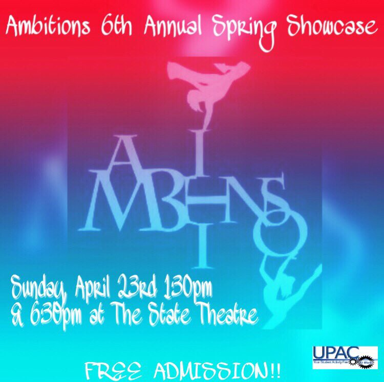 This weekend, FREE ENTERTAINMENT, from ya fav dancers #Ambitions  <br>http://pic.twitter.com/VdIkTxH2sy
