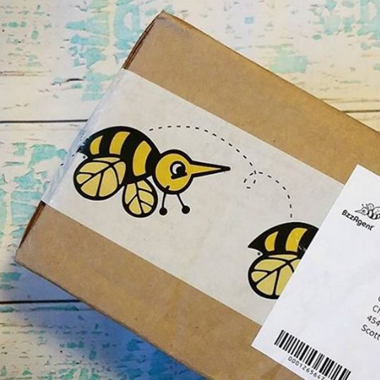 There is no greater feeling than seeing a brand new #BzzKit on your doorstep! RT if you agree! https://t.co/YxnaHY3XmU