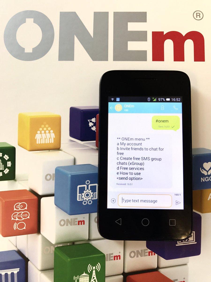 ONEm Communications on Twitter:
