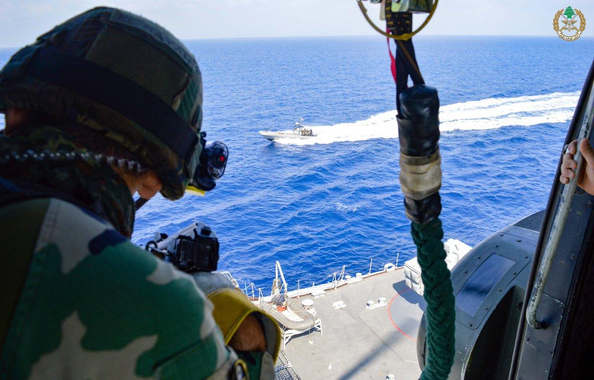 القوات البحريه اللبنانيه C9ydbMDXcAIIuFv