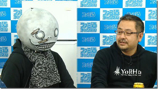 Yoko Taro Says He'd Do A NieR Remake Or Just About Anything If He Gets Money For It https://t.co/PBOAjaxHwG https://t.co/YCynDQjTJP