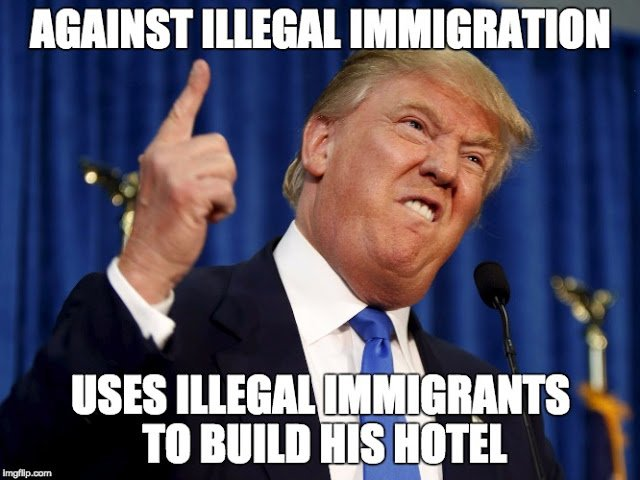 Immigration scapegoating used to create #VirtualSlaves drive down wages for workers while #Oligarchies rob us   http:// zacherydtaylor.blogspot.com/2017/03/immigr ation-policy-and-outsourcing-are.html &nbsp; … <br>http://pic.twitter.com/SDdcYA7DZV