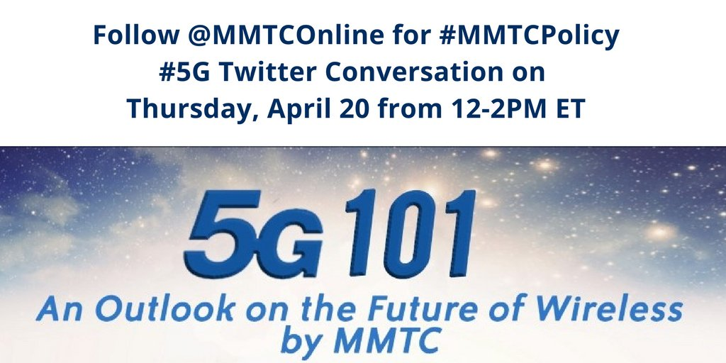 Thumbnail for MMTC 5G 101 Briefing
