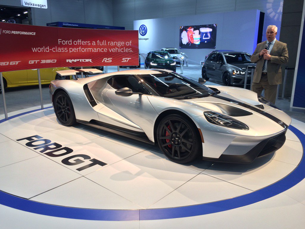 Here It Is Ford Gt Youre Welcome Built In Canada Tooyeg Yegmotorshow Globaledmonton