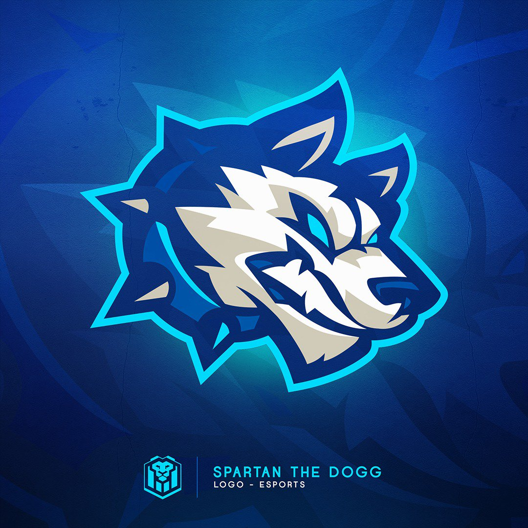 "Rocket Lion On Twitter: ""New ESports Logo For @Spartan"