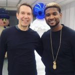 With the LEGEND Jeff Koons!