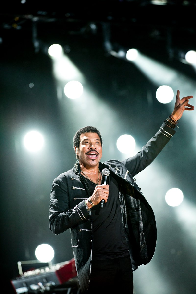 Lionel Richie On Twitter Experience My Upcoming Shows As A Vip