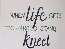Don&#39;t let your praying knees get lazy, and love like crazy. <br>http://pic.twitter.com/PY0M4FM03x