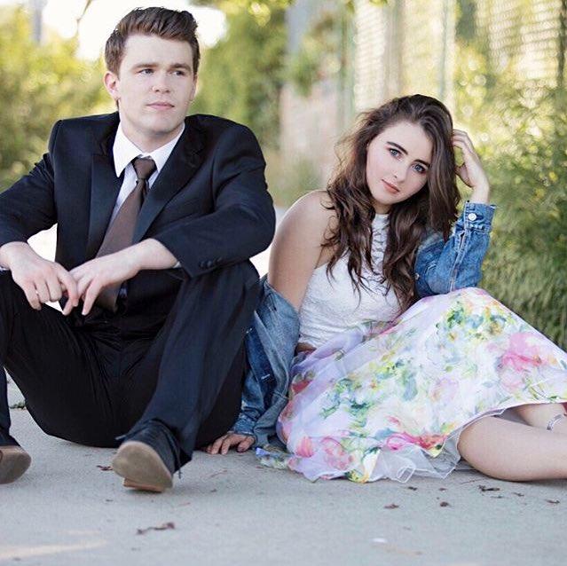 Sarah carpenter and peyton clark dating