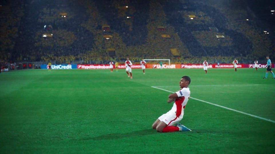 Another Day Another Goal   #ASMBVB #Mbappé #UCL<br>http://pic.twitter.com/phvgII83EB