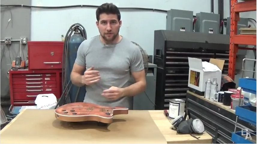 Take a look at this video from @Brad_Angove if you&#39;re interested in trying out Sanding Sealer #luthiers <br>http://pic.twitter.com/XQ3F2FKVlx
