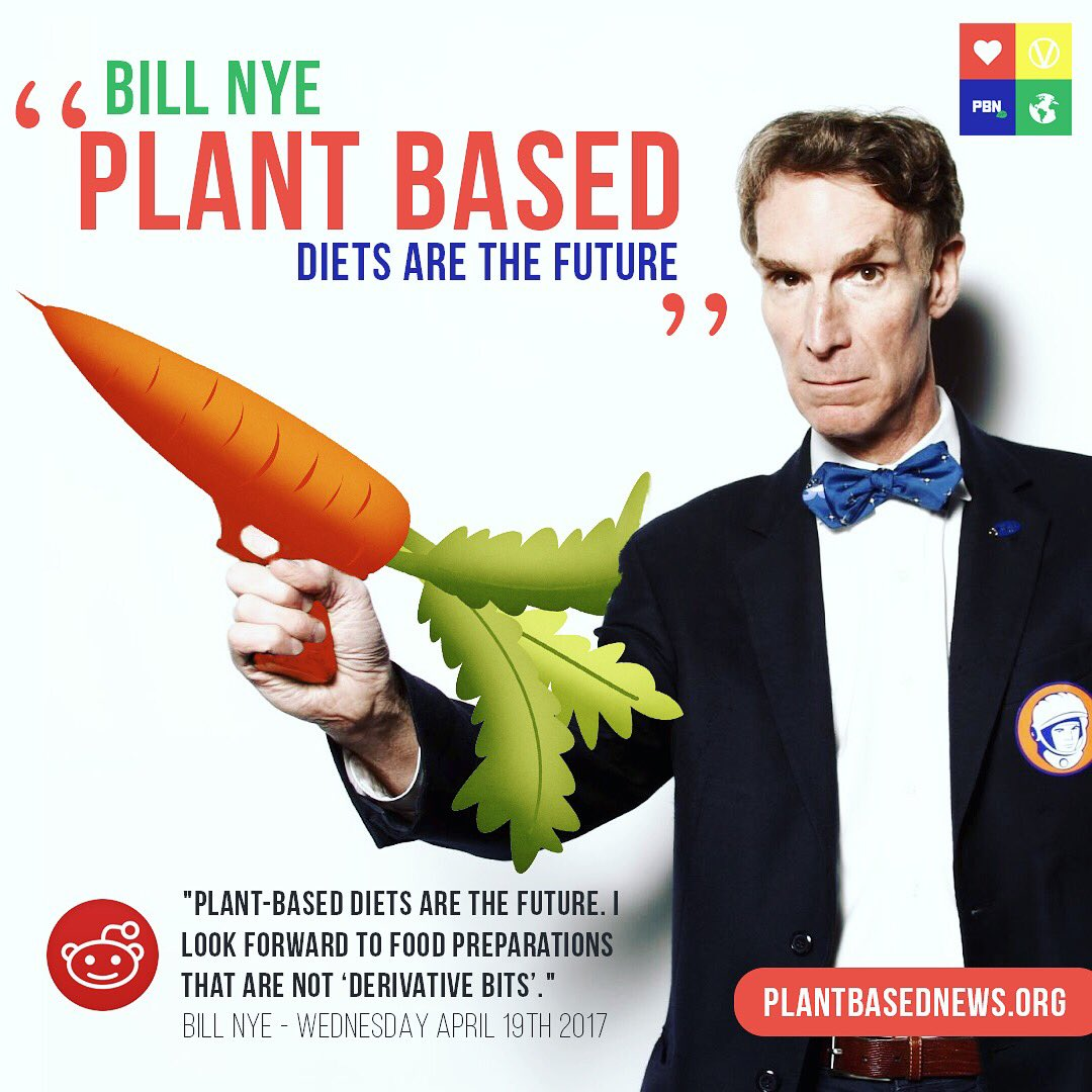 Image result for scientist says plant diets are future