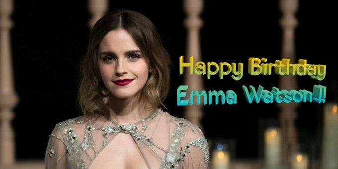 Emma Watson - Happy Birthday (27 Years)