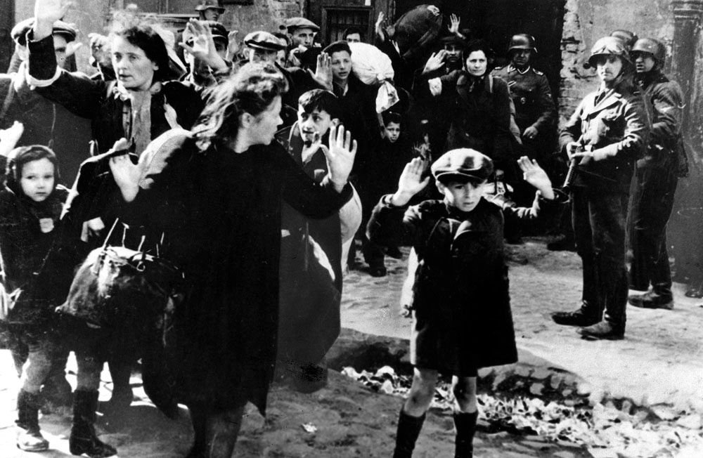 Today marks the 74th anniversary of the beginning of the Warsaw Ghetto Uprising.   Never forget. https://t.co/ud4fMNg3c0