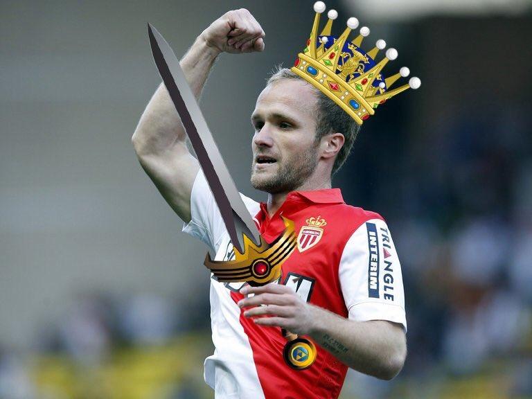 King Valere ! #ASMBVB <br>http://pic.twitter.com/uWLRxGCBFS