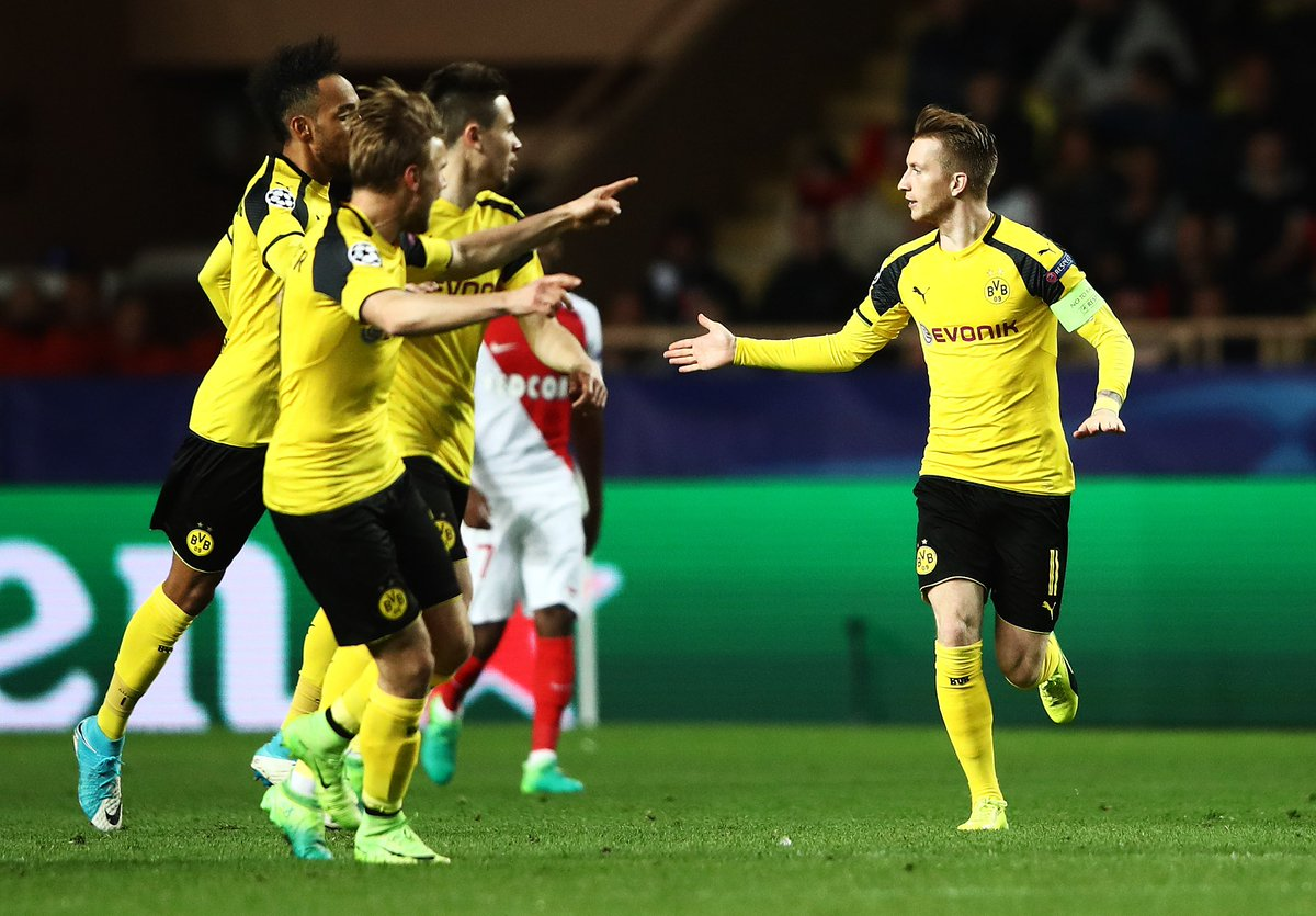 Can anyone stop @AS_Monaco? They are through to the last four after beating @BVB 6-3 on aggregate.  http:// skysports.tv/CeGPpM  &nbsp;   #UCL #ASMBVB <br>http://pic.twitter.com/ZMey2Ffjc0