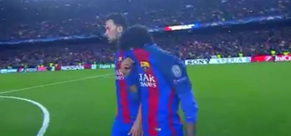 Never been a big #Neymar fan, but to just ignore the #Juve players at the final whistle is classless. #BarcaJuventus #UCL<br>http://pic.twitter.com/XvRvgYAMMs
