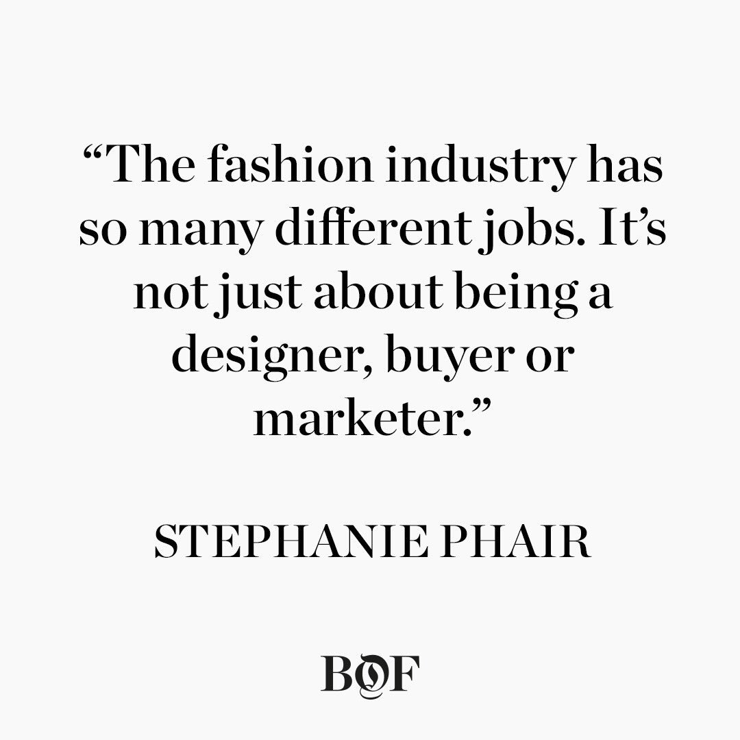 The Business Of Fashion On Twitter Inspiring Quotes From Tonights