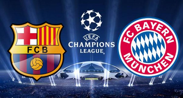 The first #ChampionsLeague semi-finals without #Barcelona and #Bayern in 10 years.  #FCBJuve #Barca #ForcaBarca  #UCL #FINOALLAFINE #ItsTime<br>http://pic.twitter.com/li9iI0SHLU